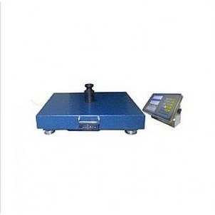 Весы торговые 300 кг с усиленной площадкой + WiFi (45х55см), фото 2