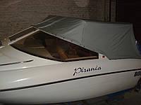 Прогулочный тент для лодок и катеров