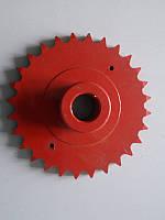 Зубчатое колесо пресс-подборщика Welger, d30мм, z28