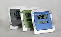 Электронные настольные часы KK 5883 будильник термометр календарь