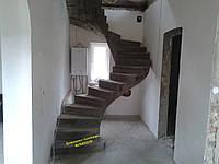 Бетонные лестницы и монолитная лестница