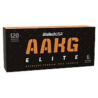 BioTech USA AAKG Elite 120 caps
