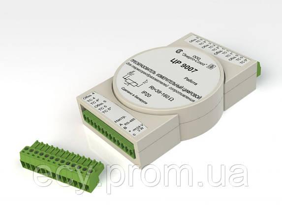 ЦР 9007 Преобразователь измерительный цифровой для термопреобразователей сопротивления, фото 2