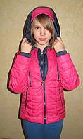 Модная куртка-трансформер для девочки