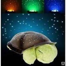 "Проектор звездного неба ""Черепаха"" оптом, фото 2"