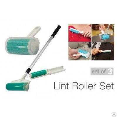 Набор чистящих роликов  Sticky lint roller Set, фото 2
