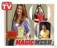 Противомоскитные магнитные шторы magic mesh 2,1-1