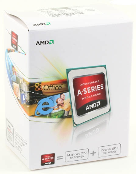 """Процессор AMD A4-4020 Richland 3.2GHz """"Over-Stock"""""""