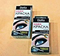 Краска для бровей и ресниц Delia