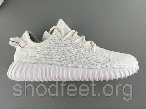Мужские кроссовки Adidas Yeezy Boost 350 Low Beluga