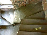 Железобетонные лестницы в дом