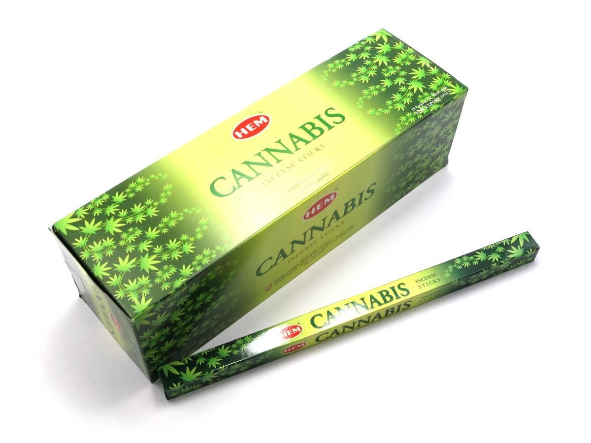 Cannabis(Hem)(25/уп) квадрат