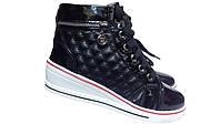 Ботинки для девочки черные,31,36