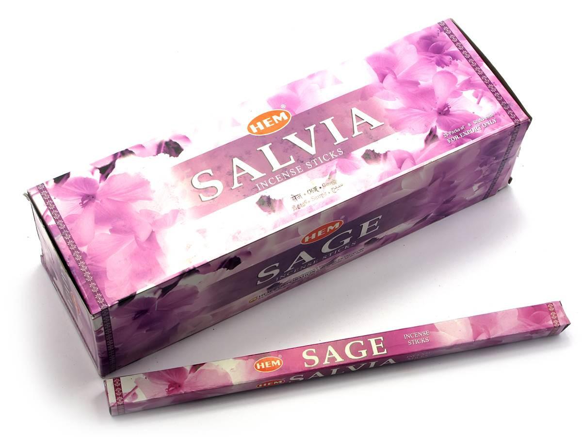 Sage (Hem)(25/уп) квадрат