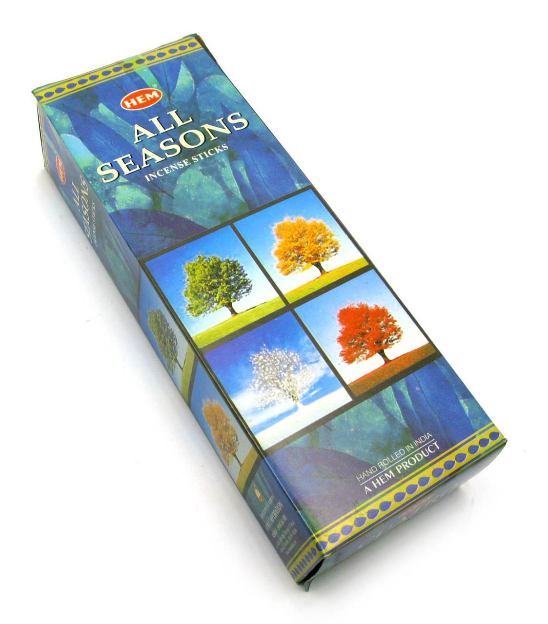 All Seasons (Hem)(6/уп) шестигранник