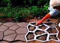 Форма для создания красивой садовой дорожки Road maker 40*40
