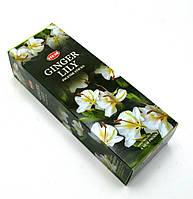 Ginger Lily (Имбирь с Лилией) (Hem)(6/уп) шестигранник