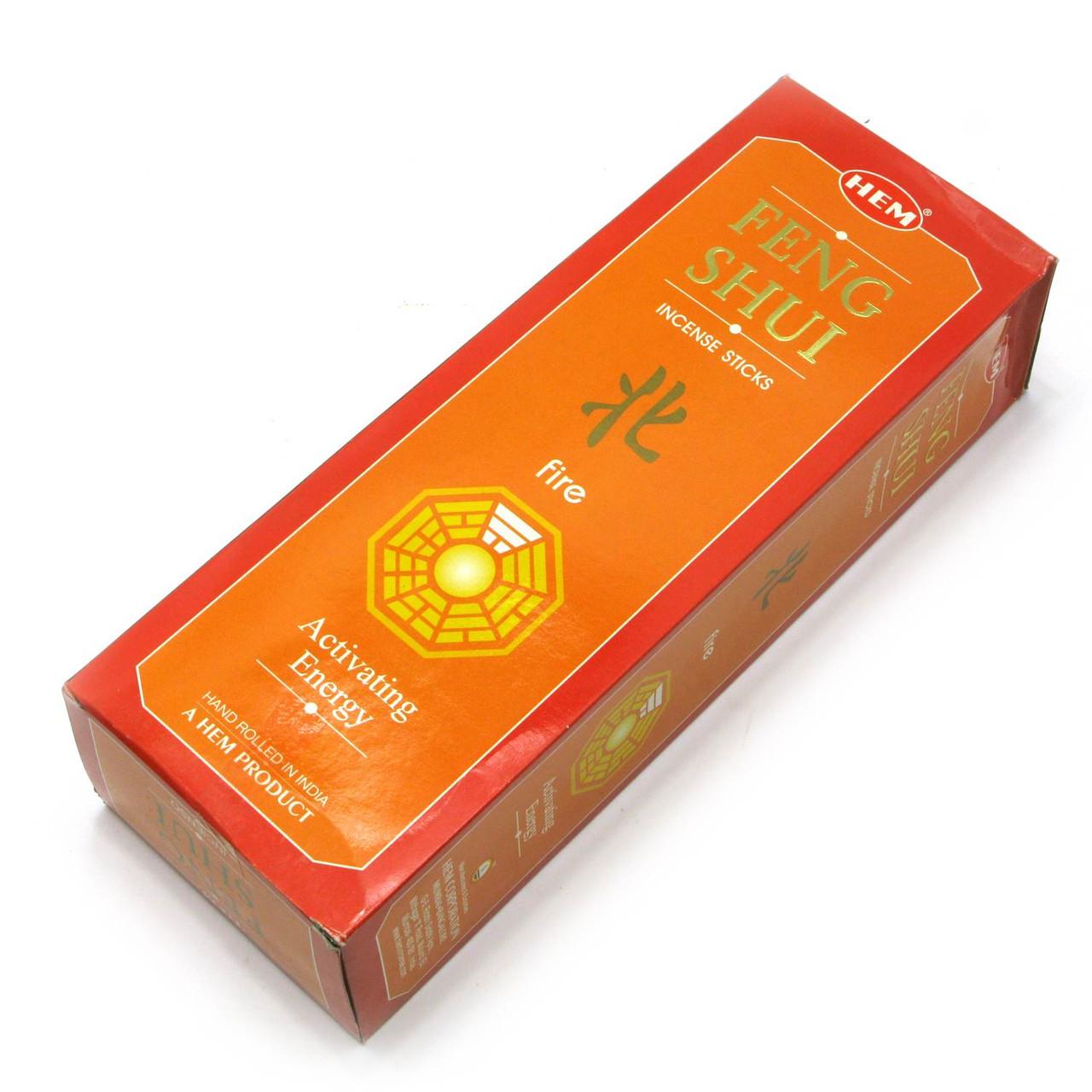 Feng Shui Fire (Hem)(6/уп) шестигранник