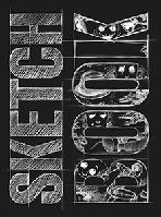 Sketchbook Скетчбук УКР SketchBook [1] чорна палітурка УКР