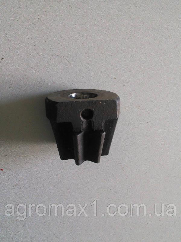 Шестерня пальца вязального аппарата пресс-подборщика Welger, d14мм, z8 (8 зубов)