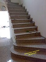 Бетонные лестницы любой сложности.