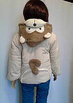 Куртка с обезьянкой, фото 3