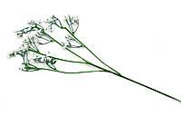 Цветы белые (62 см)(12 шт/уп)