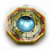"""Зеркало багуа (3"""")(6,5х6,5х0,5 см)"""