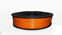 ABS (АБС) пластик для 3D принтера: оранжевый