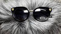 Очки женские брендовые солнцезащитные Versace Версаче, фото 1