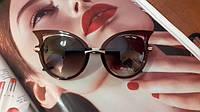 Очки женские брендовые солнцезащитные Miu Miu Миу Миу