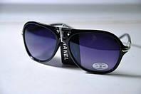 Очки женские брендовые солнцезащитные Chanel Шанель, фото 1
