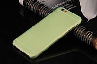 "Бампер чехол для Iphone 6\6s 4,7"" Green"