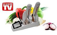 Ручной кухонный комбайн, ломтерезка Snap-n-Slice (Снэп-н-Слайс) – незаменимый помощник на Вашей кухне!