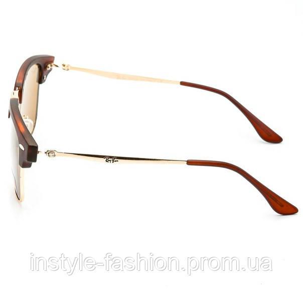 c374e1578846 Очки Ray Ban круглые коричневые  купить недорого копия продажа, цена ...