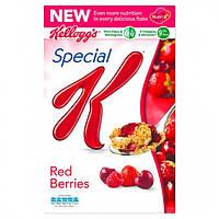 Хлопья - Kelloggs Red berries