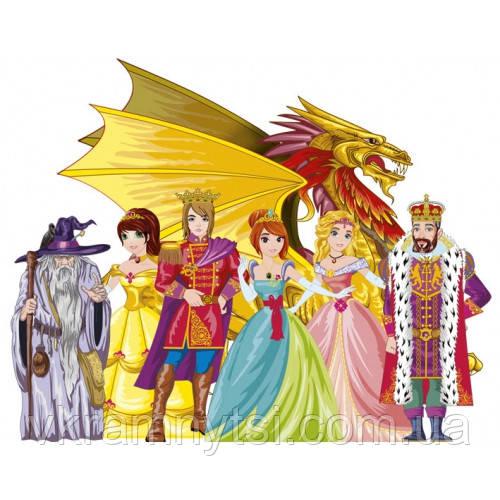 Замок принцес. ЗD конструктор. Збери та грай! Крамниця дитячих книжок – vkramnytsi.com.ua, купити книгу