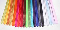 Стильные узкие галстуки