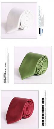 Стильные узкие галстуки, фото 2