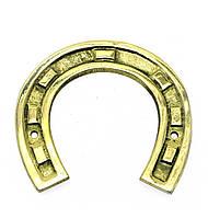 Подкова бронзовая (8х8х0,3 см)(Naal Square S)