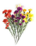"""Цветы """"Гвоздика"""" (60 см)"""