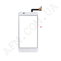 Сенсор (Touch screen) Fly IQ456 Era Life 2 белый