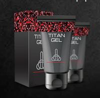 Крем для увеличения члена Titan Gel