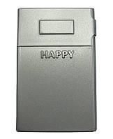 """Визитница """"Happy"""" металл"""