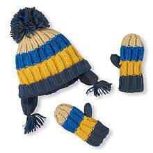 Шапка з рукавичками Україна 12-24