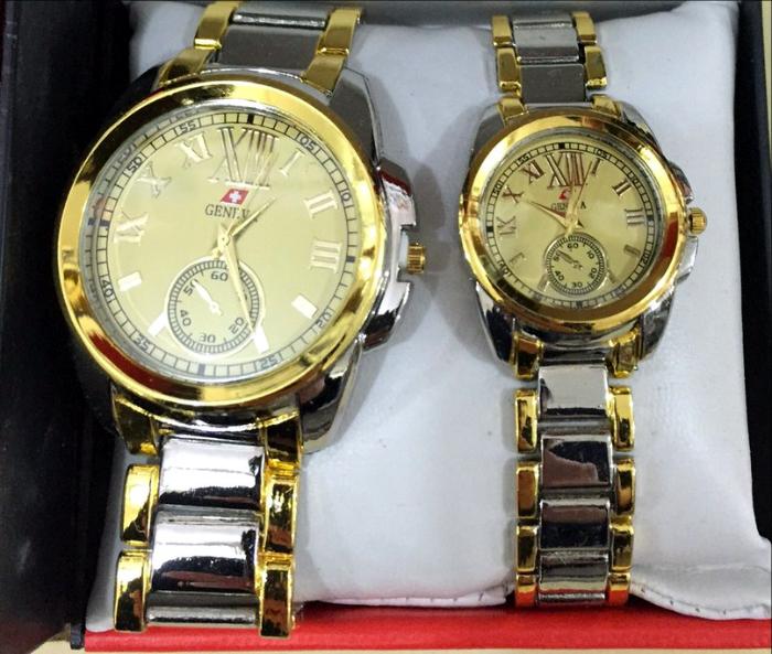 Набір наручний годинник(жіночі та чоловічі)