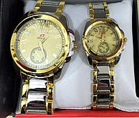 Набор наручные часы(женские и мужские)