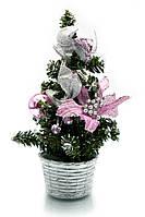 Новогодняя ёлка (20 см)(D06-402)