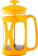 Заварник (Френч-пресс) Con Brio CB-5360 (600мл) Желтый