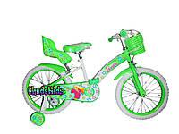 Детский велосипед Mustang Barbie 18